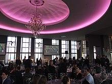 Rainbow Room At Rockefeller Center