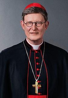 Rainer Woelki German Cardinal of the Catholic Church (born 1956)