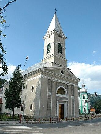 Rakhiv - Image: Rakhiv a 2