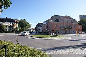 Rakkestad - Image: Rakkestad sentum