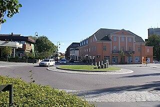 Rakkestad Municipality in Østfold, Norway