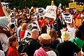 Rally to Save Higher Education, Baton Rouge Louisiana 2010 - 03.jpg