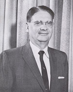 Ralph G. Brooks - Gov. Ralph G. Brooks, c. 1959