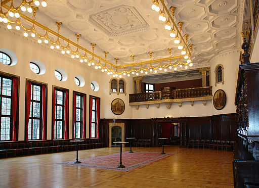 Festsaal, Neues Bremer Rathaus