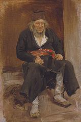 An Old Man from Muhu Island