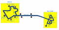 Reading Loddon Bridge park and ride diagram.PNG
