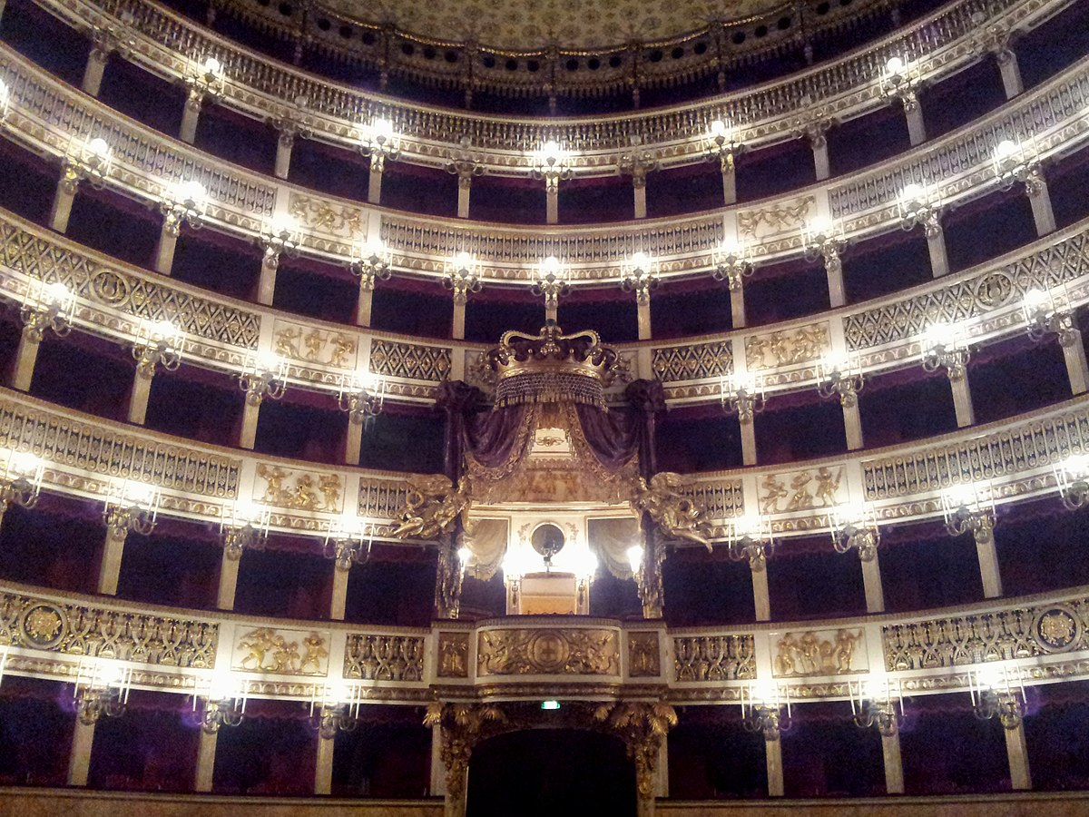 Teatro all'italiana - Wikipedia