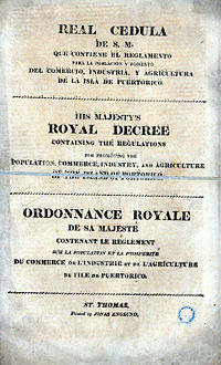 Royal decree of graces of 1815 wikipedia real cdula de graciag fandeluxe Gallery