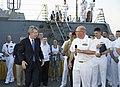 Reception with Ambassador Pyatt Aboard USS ROSS, July 24, 2016 (28505345111).jpg