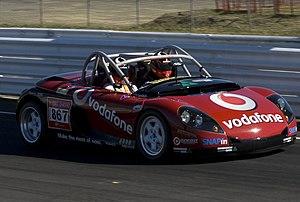 Renault Sport Spider - Image: Red Back Racing Renault Sport spider Trophy