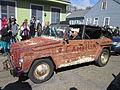 Red Bean Parade 2014 Beanmobile 1.JPG