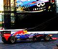 Red Bull Infiniti Car.JPG