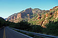 Red Rocks of Sedona seen from Hwy 89A (3910051537).jpg