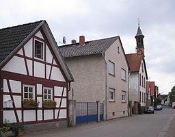 Reinheim Zeilhard Hauptstrasse Schule