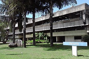 University of Brasília - Rectory of the UnB