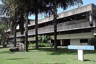 University of Brasília - Rectory of the UnB