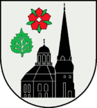 Wappen der Gemeinde Rellingen