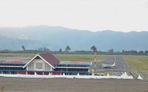 Takengon Rembele Airport - Image: Rembeleairporttakeng on