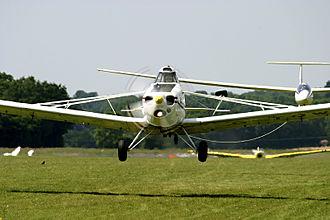 Piper PA-25 Pawnee - PA-25-260 Pawnee C glider tug