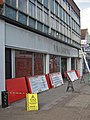 Removed signage of former Woolworths - geograph.org.uk - 1527774.jpg
