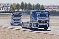 René Reinert y Benedek Major - GP Camión de España 2013 - 02.jpg