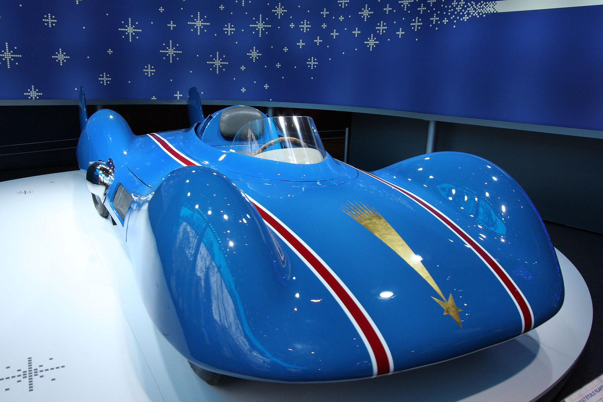 Land Speed Record >> Renault Étoile Filante - Wikipedia