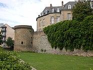 Rennes remparts
