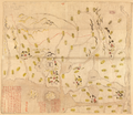 Reproduction of Chōroku-Period Map of Edo, with Later Additions WDL9932.png