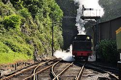 Repulse at Haverthwaite railway station (6576).jpg