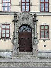 Fil:Residenset i Göteborg portal.jpg