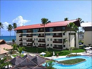 Porto de Galinhas - Image: Resort muroalto