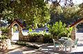 Restaurant near Kantara Castle (North Cyprus) 2003.jpg
