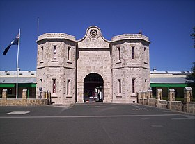 Image illustrative de l'article Prison de Fremantle