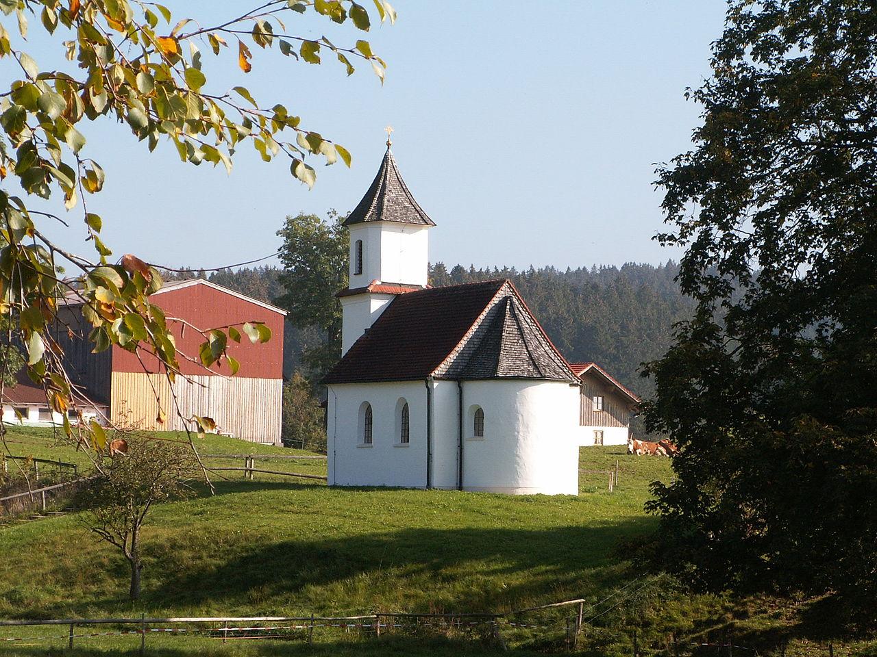 Katholische Kapelle St. Anna