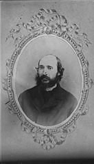 Revd William Thomas (Gwilym Marles, 1834-79) (U)