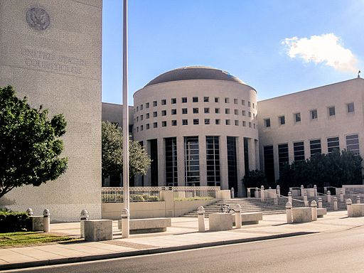 Revised Federal Courthouse, Laredo, TX IMG 3175