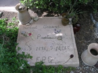 Robert Graves - Grave of Robert Graves