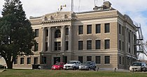 Richardson County, Nebraska courthouse from NE.JPG