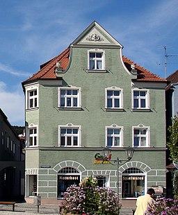 Leodegarigasse in Riedenburg