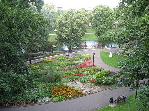 Riga, park v centru města (4)
