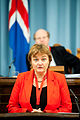 Rigmor Aasrud, samarbetsminister Norge. Nordiska radets temasession i Reykjavik.jpg