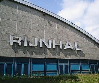 1989 FIFA Futsal World Championship - Image: Rijnhal