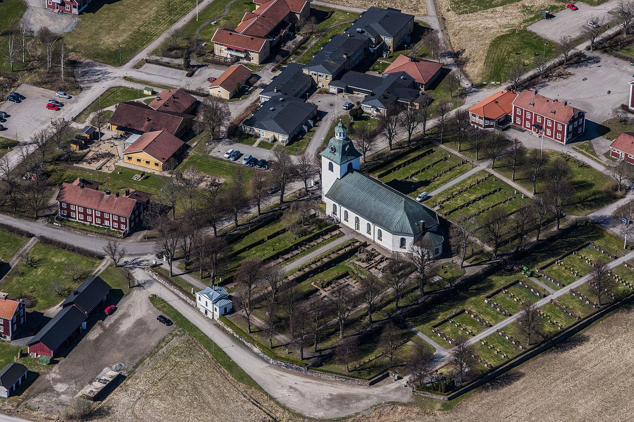 Ringarums station. - Jrnvgsmuseet / DigitaltMuseum