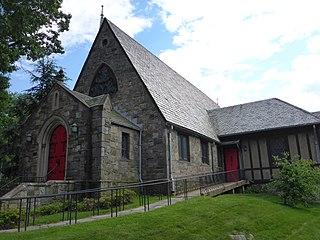 Riverdale Presbyterian Church Complex church building in The Bronx, United States of America