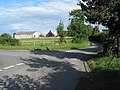 Road junction to Tibberton - geograph.org.uk - 527758.jpg