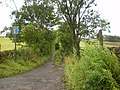 Road to Brown Hill - geograph.org.uk - 1405835.jpg