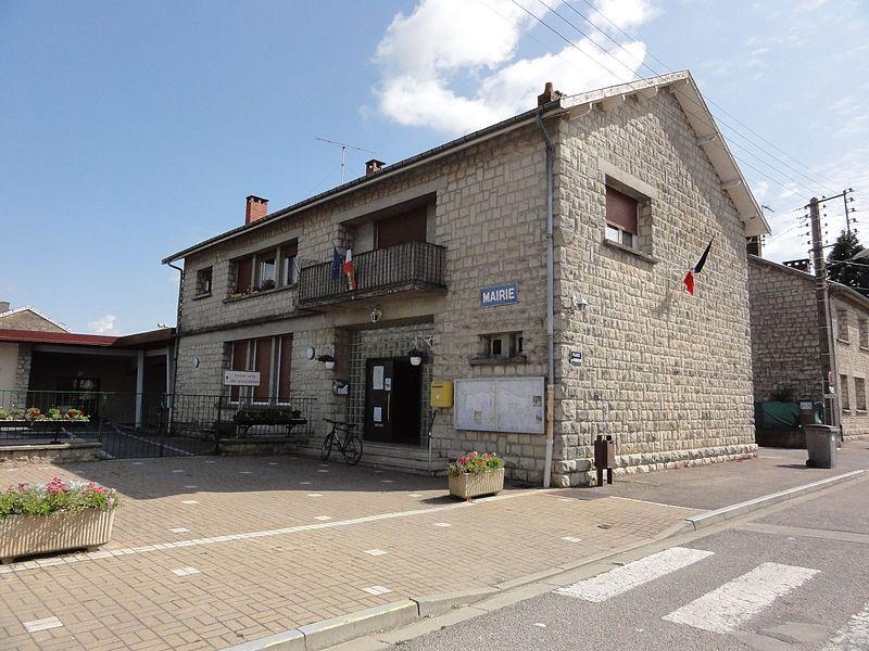 Robert-Espagne (Meuse) mairie