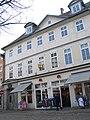 Robert-Meyer-Platz 1, Celle, ehemals Großer Plan, Altstadt, Geburts- und Sterbehaus des Dichters Ernst Schulze 1789-1817.jpg