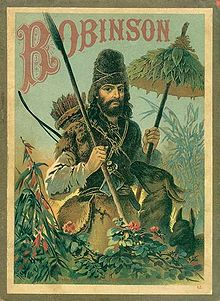 writer of robinson crusoe