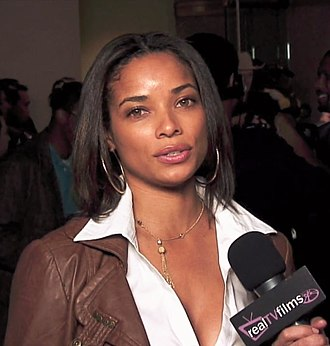 Rochelle Aytes - Rochelle Aytes interviewed about The Forgotten by Real TV Films.